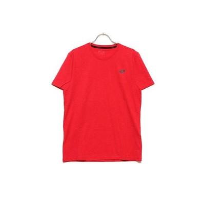 フォーエフ 4F 【メンズ】スポーツTシャツ (RED)