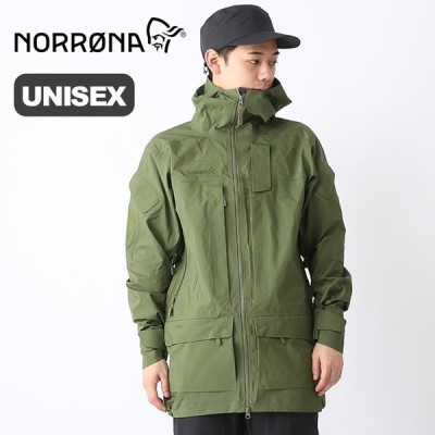 Norrona ノローナ リーコン ゴアテックスプロジャケット ユニセックス