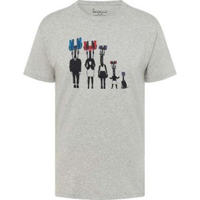 ブラックダイヤモンド メンズ Tシャツ トップス Black Diamond Men's Cam Family Tee Nickel / Heather