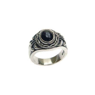 シルバー925×ブラックスター カレッジリング文字入れ刻印可能  ペアリング 結婚指輪 マリッジリング