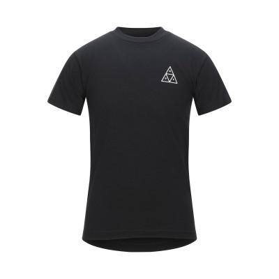 HUF T シャツ ブラック S コットン 100% T シャツ