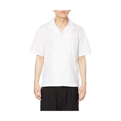 アルベ シャツ(半袖)兼用 EP8602 C-1ホワイト 日本 M (日本サイズM相当)