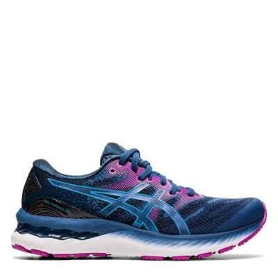 アシックス シューズ レディース ランニング GEL-NIMBUS 23 Running Shoe Womens