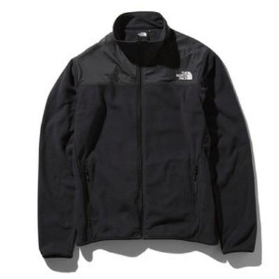 ザ・ノースフェイス アウトドアジャケット MTN VERSA MICRO JKT(マウンテン バーサ マイクロ ジャケット) メンズ  S  K(ブラック)