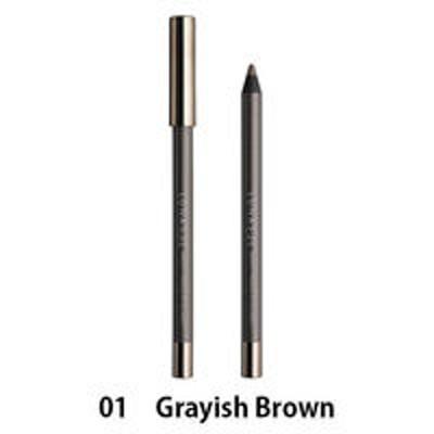 カネボウ化粧品LUNASOL(ルナソル) シャイニーペンシルアイライナー 01(Grayish Brown)