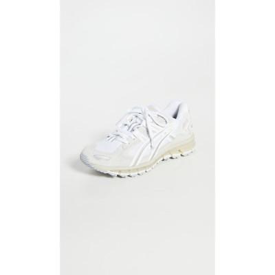 アシックス Asics レディース スニーカー シューズ・靴 Gel-Kayano 5 360 Sneakers White/Cream