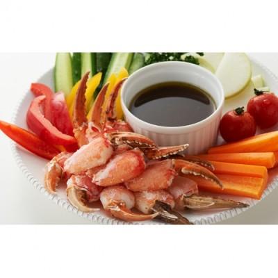 【幻の蟹】かに物語 食べ比べセット(大) 2kg