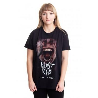 インペリコン Impericon レディース Tシャツ トップス - Start A Fight - T-Shirt black