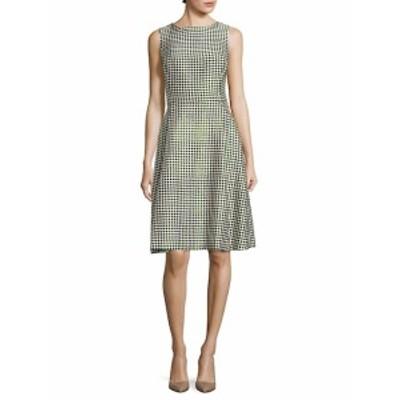 オスカーデラレンタ レディース ワンピース Sleek A-Line Dress