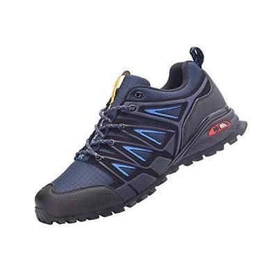 Eagsouni 運動靴 スニーカー メンズ レディース トレイルランニングシューズ スポーツシューズ アウトドア ハイキング ジョギング