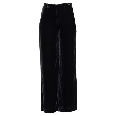 リュー ジョー LIU •JO パンツ ダークブルー 38 レーヨン 82% / シルク 18% パンツ