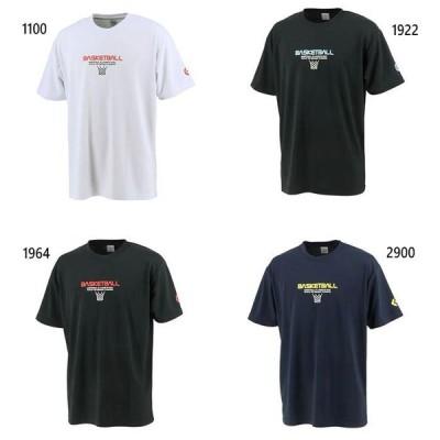 コンバース メンズ プリントTシャツ 半袖Tシャツ トップス バスケットボールウェア CB212362