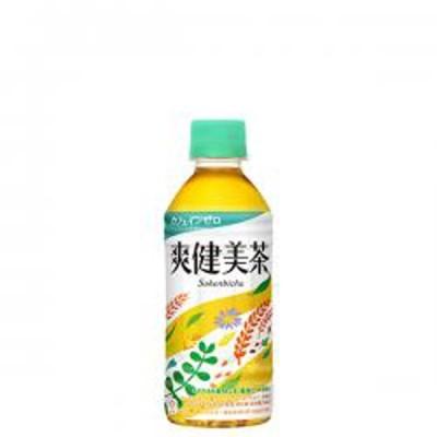 【3ケースセット】爽健美茶 300mlPET×72本