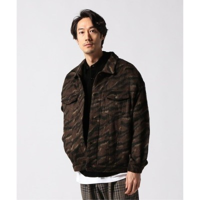ジャケット ブルゾン You Must Create Tiger Jacquard Breakfast Club ジャケット