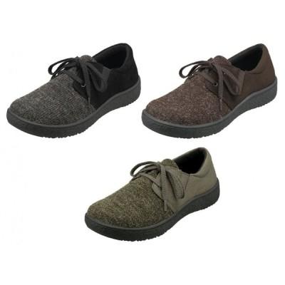 パンジー 靴 母の日 婦人用 カジュアルシューズ Pansy レディース スニーカー ゆったりとした幅広4E設計 PS1511