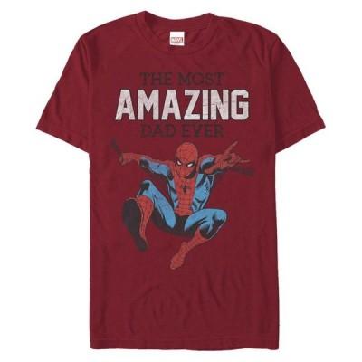 フィフスサン メンズ Tシャツ トップス Men's Amazing Dad Short Sleeve Crew T-shirt