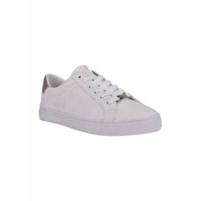ナインウェスト レディース スニーカー シューズ Best Casual Lace Up Sneakers White