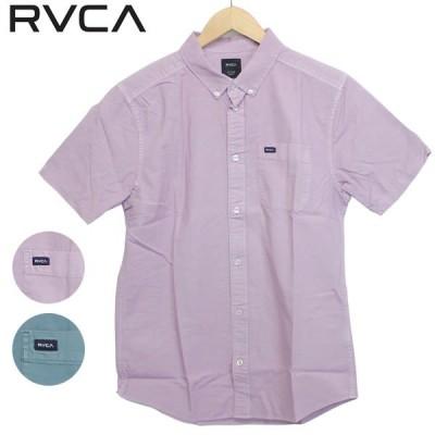 19SS RVCA シャツ THAT'LL DO BUTTER aj041-123: 正規品/ルーカ/ルカ/メンズ/半袖/aj041123/cat-fs