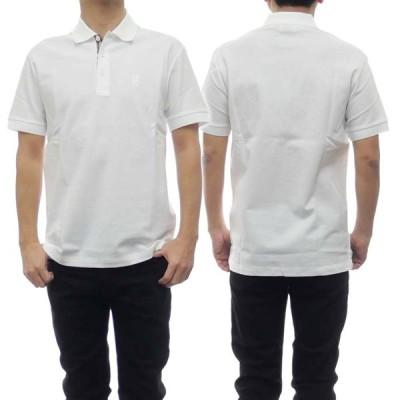 BURBERRY バーバリー メンズポロシャツ 8014005_1 ホワイト /2021春夏新作