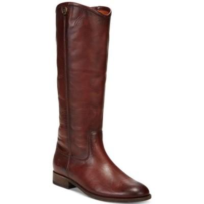 フライ レディース ブーツ・レインブーツ シューズ Women's Melissa Button 2 Tall Leather Boots