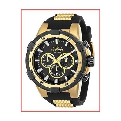 Invicta Men's 25135 Aviator Quartz Chronograph Black Dial Watch