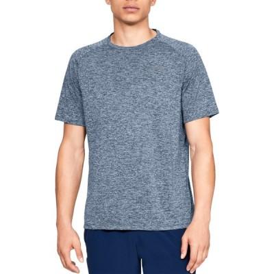 メール便OK UNDER ARMOUR(アンダーアーマー) 1358553 メンズ スポーツウェア 半袖Tシャツ UAテック ショートスリーブ Tシャツ