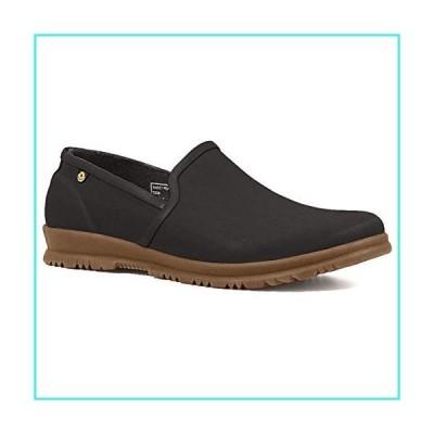 【新品】BOGS Women's Sweetpea Slip ON Rain Boot, Black, 10 M US(並行輸入品)
