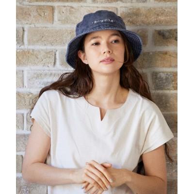 ムラサキスポーツ / RIKKA FEMME/リッカファム ピグメントハット RF21SH001 WOMEN 帽子 > ハット