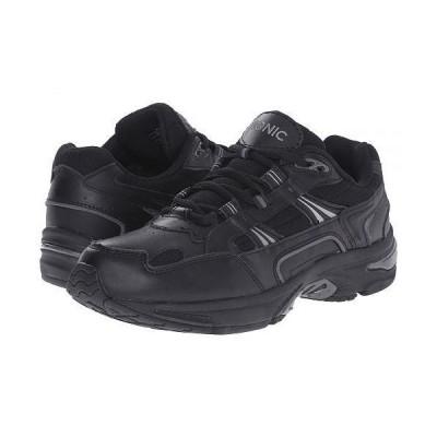 VIONIC バイオニック メンズ 男性用 シューズ 靴 スニーカー 運動靴 Walker - Black