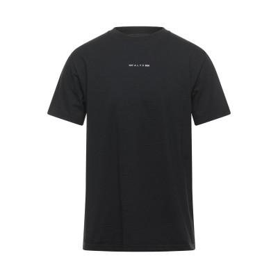 アリクス 1017 ALYX 9SM T シャツ ブラック XS コットン 50% / ポリエステル 50% / ポリウレタン T シャツ
