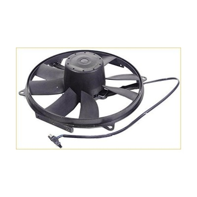 TOPAZ 0015001393 Auxiliary Radiator Cooling Fan Assembly for Mercedes W202 C220 C230 C36 AMG 並行輸入品