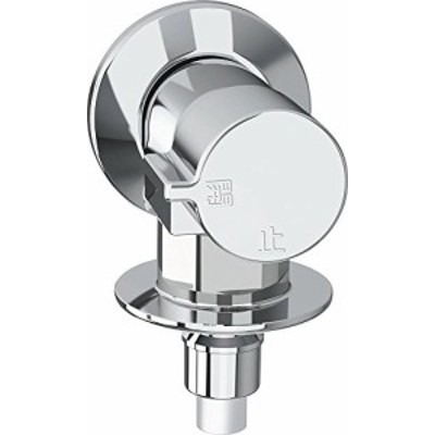 【CENTE】LIXIL(リクシル) INAX 緊急止水弁付洗濯機用単水栓 LF-WJ50KQ