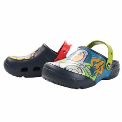 クロックス(crocs)サンダル キッズ プール ファン ラブ ディズニー&ピクサー バズ & ウッディ クロッグ 20549…