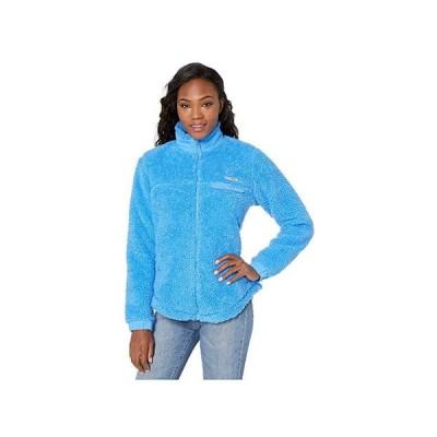 コロンビア Harborside II Heavyweight Fleece Full Zip レディース コート アウター Harbor Blue