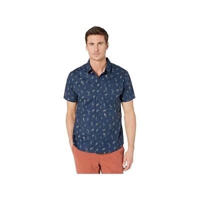 オニール Tame Short Sleeve Shirt メンズ シャツ トップス Navy