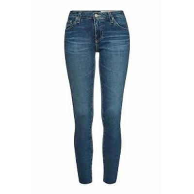 AG Jeans レディースパンツ AG Jeans The Legging Ankle Skinny Jeans