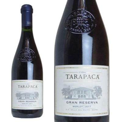 タラパカ グラン・レゼルバ メルロー 2018年 ヴィーニャ・サン・ペドロ・タラパカ 750ml (チリ 赤ワイン)