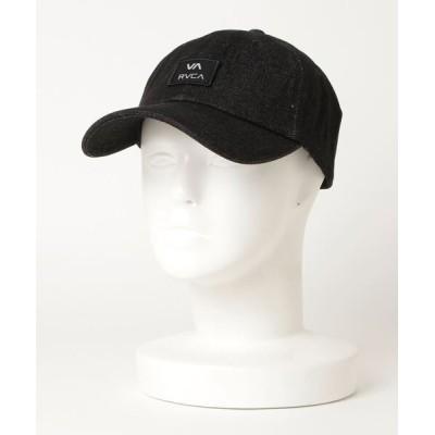 ムラサキスポーツ / RVCA/ルーカ キャップ BB041-888 MEN 帽子 > キャップ