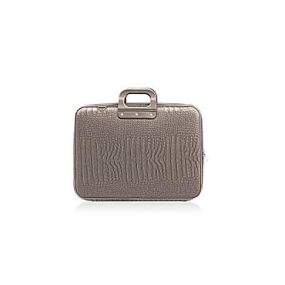 Bombata Cocco Briefcase, 47 cm, 20 Liters, Grey 並行輸入品