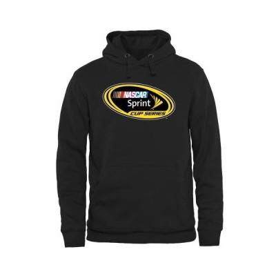 ユニセックス スポーツリーグ モータースポーツ NASCAR Sprint Cup Series Pullover Hoodie - Black