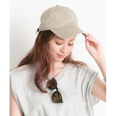 URBAN RESEARCH Sonny Label / NEWHATTAN CAP WOMEN 帽子 > キャップ