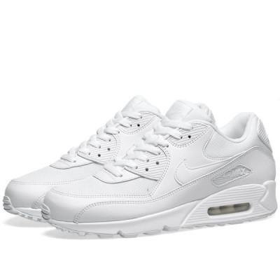 ナイキ Nike メンズ スニーカー エアマックス 90 シューズ・靴 Air Max 90 Essential White