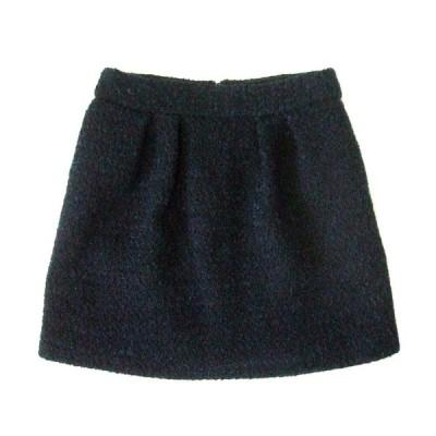 Theory セオリー ツイードドレープ スカート