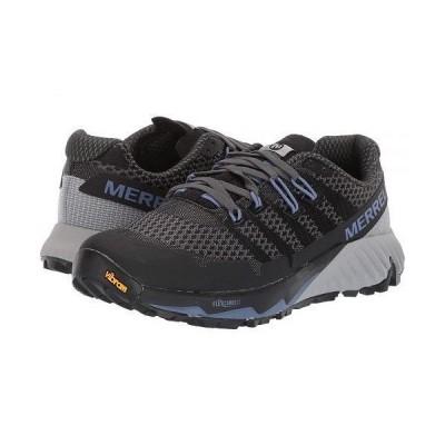 Merrell メレル レディース 女性用 シューズ 靴 スニーカー 運動靴 Agility Peak Flex 3 - Black