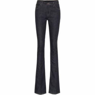 ヴィクトリア ベッカム Victoria Victoria Beckham レディース ジーンズ・デニム ボトムス・パンツ high-rise flared jeans Indigo Blue