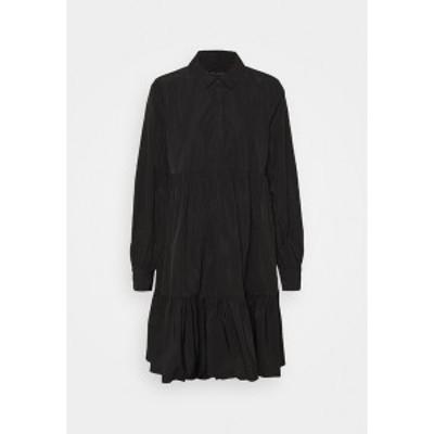 ブルンスバザー レディース ワンピース トップス HYACINTH JASLENE DRESS - Day dress - black black
