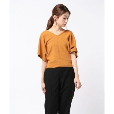tシャツ Tシャツ KiiRA/キーラ PILE BELT POCHO/ベルト付きパイルトップス(ポンチョ)