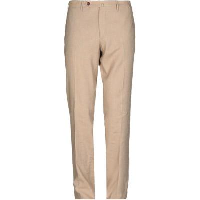 GTA IL PANTALONE パンツ サンド 46 コットン 49% / リネン 49% / ポリウレタン 2% パンツ