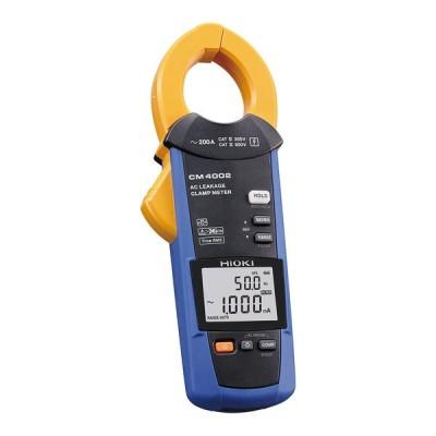 日置電機 HIOKI CM4002 ACリーククランプメータ 漏電探査をスマートに、より高精度に!