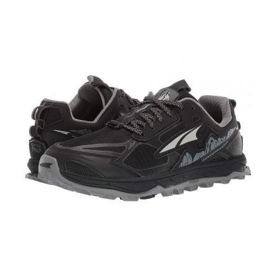 Altra Footwear オルタフットウエア レディース 女性用 シューズ 靴 スニーカー 運動靴 Lone Peak 4.5 - Black